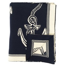 Darzzi-Rope-and-Anchor-100-Combed-Cotton-Throw