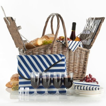 VonShef-16.3-H-x-12-W-x-8.7-D-Deluxe-2-Person-Folding-Handle-Picnic-Basket (1)